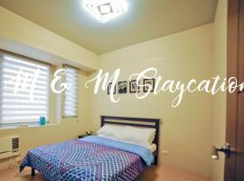 A picture of the hotel: M&M Staycation by AYA (1BR)