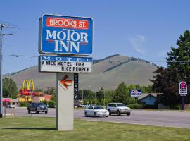 Hotel Photo: Brooks St. Motor Inn