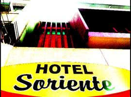 A picture of the hotel: Hotel Soriente