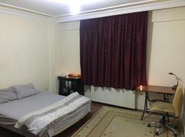 Hotel Photo: Room in student shared flat near 4.levent