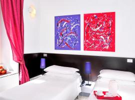 Hotel Colors Rome Italy