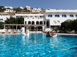Hotel Photo: Armadoros Hotel / Ios Backpackers