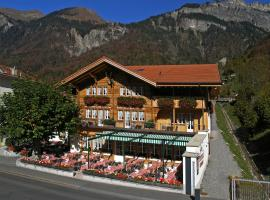 Hotel Steinbock Brienz Switzerland