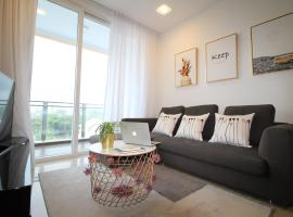 Hotel photo: ★4BR 1600sft Duplex @ Novena Central 用心的民宿★