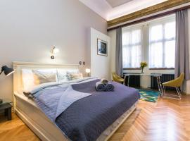 A picture of the hotel: Apartman Nebovidy