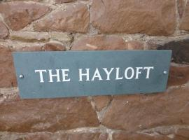 Hotel photo: The Hayloft, Nr Silloth