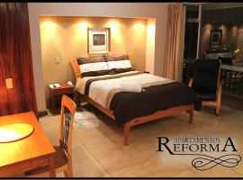 A picture of the hotel: Apartamentos Reforma