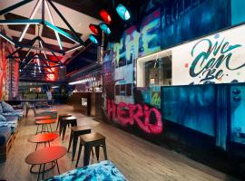 Hotel Photo: Mojo Nomad Aberdeen Harbour by Ovolo