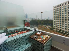 Hotel photo: Paradise Saigon Boutique Hotel & Spa