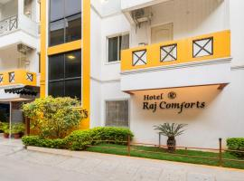 A picture of the hotel: Hotel Raj Comforts - Airport Road