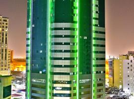 A picture of the hotel: Alain Hotel Apartments Ajman