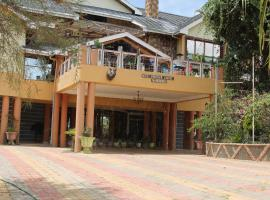 A picture of the hotel: Misty Mountain Lodge