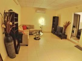 Hotel photo: Fully furnished 1 bedroom apartment