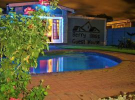 Hotel photo: Berry Bliss Guest House