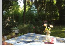 Hotel photo: Garden Family Apartment Munich