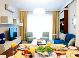 116 Residence Istanbul Tyrkia