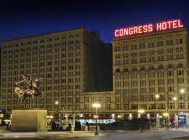 Congress Plaza Hotel,