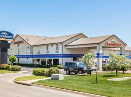 A picture of the hotel: Howard Johnson by Wyndham Wichita Airport
