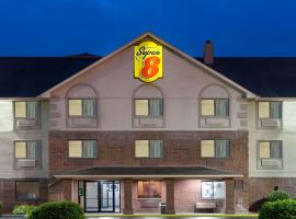 A picture of the hotel: Super 8 by Wyndham Morgantown