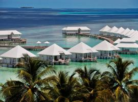 Diamonds Athuruga Beach & Water Villas Athuruga Island Maldives