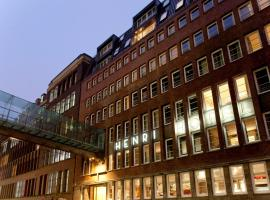 Henri Hotel Hamburg Downtown Hamburg Germany