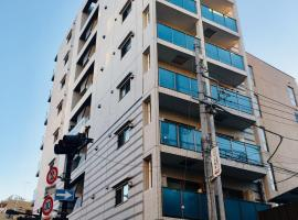 Hotel Photo: Ruxuan's Home Shinjuku no.2