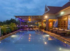 Hotel Photo: Hostelling International Siem Reap