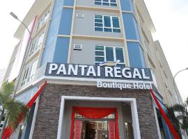 A picture of the hotel: Pantai Regal Boutique Hotel