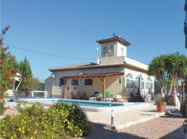 Hotel Photo: Three-Bedroom Holiday Home in Catral