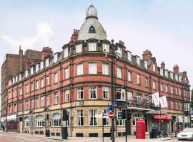 Hotel Photo: Mercure Doncaster Centre Danum Hotel