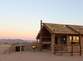 A picture of the hotel: Desert Camp
