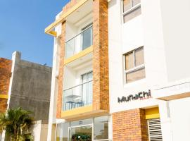 A picture of the hotel: Munachi Apartahotel