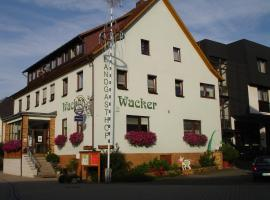 Landgasthof Wacker Bad Rodach Germany