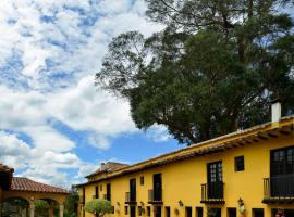 Hotel Photo: Hotel Hacienda El Salitre