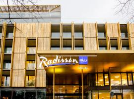 A picture of the hotel: Radisson Blu Park Royal Palace Hotel Vienna