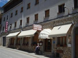 A picture of the hotel: Hostal Casa Joan
