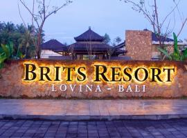 Hotel Photo: Brits Resort Lovina