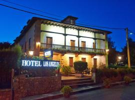 Hotel Los Angeles Santillana del Mar Spain