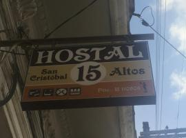 Hotel Photo: San Cristobal 15 Altos