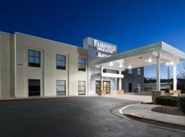 A picture of the hotel: Fairfield Inn & Suites by Marriott Santa Fe