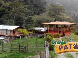 A picture of the hotel: Granja PATOTA