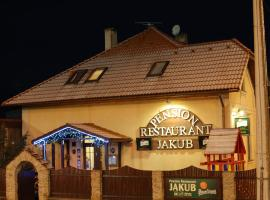 Hotel photo: Penzion Jakub