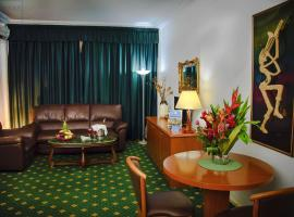 Hotel photo: Hotel Splendid Ouagadougou