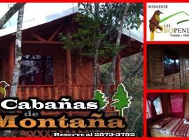 Hotel Photo: Mirador las oropendolas