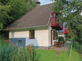 Hotel Photo: Three-Bedroom Holiday home Kirchheim with a Fireplace 02
