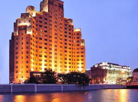 Broadway Mansions Hotel - Bund Shanghai China