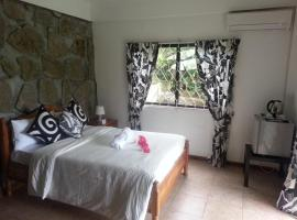 Hotel photo: Albizia Lodge Reef Estate