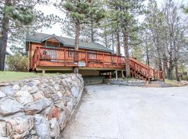 Hotel Photo: Angel's Retreat by Big Bear Cool Cabins
