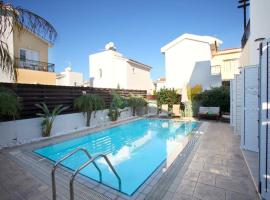 "Hotel photo: ""Luxury Villa with spacious patio area"" Protaras Villa 56"