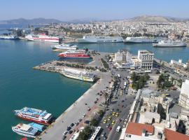Anita Hotel Piraeus Greece